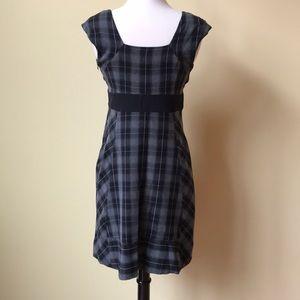 Anthropologie Dresses - Anthropologie Moulinette Soeurs Plaid Bow Dress
